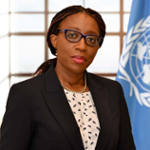 Dr. Vera Songwe (Under-Secretary-General of the United Nations and Executive Secretary, United Nations Economic Commission for Africa)