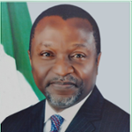 Senator Udoma Udo Udoma (Honorable Minister of Budget and National Planning at Federal Republic of Nigeria)