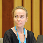 Christine Sund (Study Group Advisor at ITU)