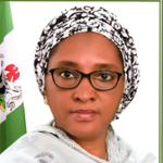 Minister Zainab Ahmed (Honorable Minster of Finance, Federal Republic of Nigeria)