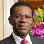 H.E. Teodoro Mbasogo (President at Republic of Equatorial Guinea)