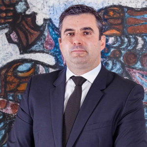Rui Manuel Barros (CEO and Executive Board Member of Barclays Bank Mozambique)