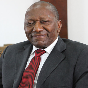 Hon. Raimundo Diomba (Governor of Maputo at Republic of Mozambique)