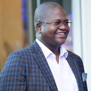 Sandile Hlophe (Africa Leader for Government and Public Sector at EY)