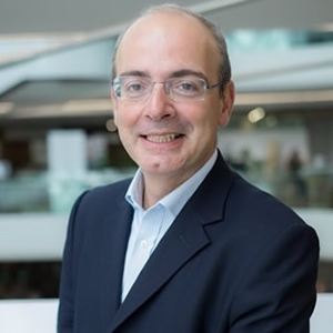 Rogerio Ribeiro (SVP Global Health Unit at GSK)