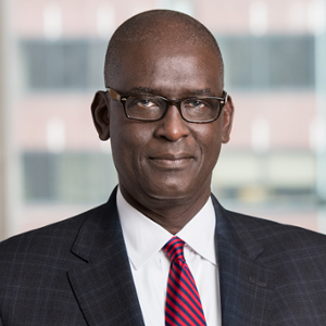 Kalidou Gadio (Co-Chair Africa & MENA Practice at Manatt, Phelps & Phillips, LLC)