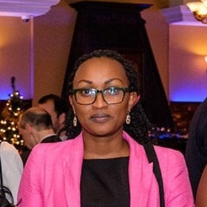 Nadine Umutoni (Project Coordinator at African Organization for Standardisation (ARSO))