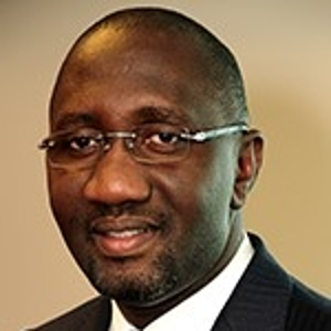 H.E. Souleymane Diarrassouba (Minister of Commerce, Industry and SME Promotion at Republic of Cote D'Ivoire)