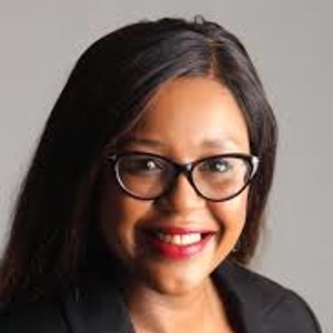 Nosizwe Dlengezele-Motsitsi (Executive Managing Director of GE Gas Power SSA)