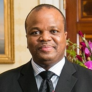 King Mswati III (Kingdom of Eswatini)