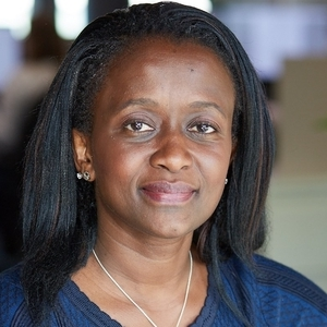 Marianne Mwaniki (Senior Vice President and Head, Social Impact Vice Chair, at The Visa Foundation)
