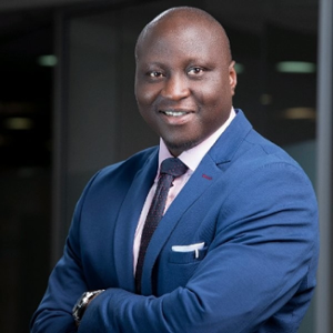 Alfred Olajide (Regional Franchise Director of Coca Cola)