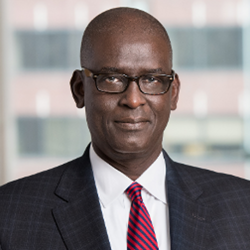 Kalidou Gadio (Partner and Lead of Africa and MENA practice, Manatt, Phelps & Phillips, LLP)