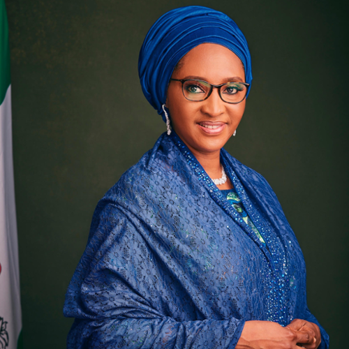 Hon. Zainab S. Ahmed (Minister of Finance, Budget and National Planning, Nigeria)